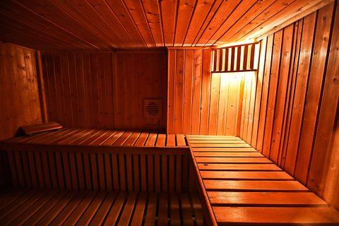 Folwark Hermanów - Sauna